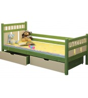 Dětská postel SIMONKA (80x180cm) - B440-80x180