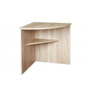 Rohový stůl 70x70 sestavy Office - C543