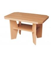 Konferenční stolek RADEK - hrana MDF - K05