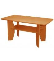 Konferenční stolek JIŘÍ - obdélník (oblouk) - K07