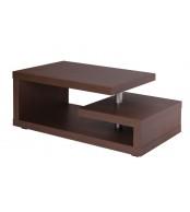 Konferenční stolek TONDA, obdélník, kolečka - K119
