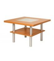 Konferenční stolek LEOŠ čtvercový - K126