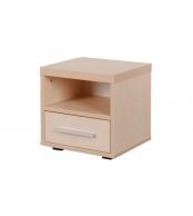 Noční stolek ALVIN, lamino - L301