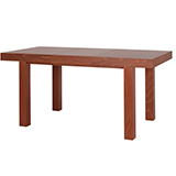 Jídelní stůl VERDI, rozkládací 120/160x80 - S184-120