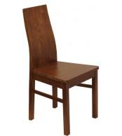 Dřevěná židle RŮŽENA, masiv buk - Z111