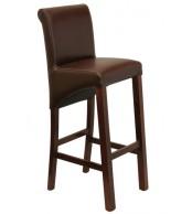 Barová židle IVONA, masiv buk - Z118