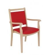 Dřevěná židle RADANA, masiv buk - Z126