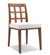 Dřevěná židle KARIN, masiv buk - Z500