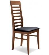 Dřevěná židle ILONA, masiv buk - Z507