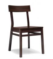 Dřevěná židle celodřevěná OTÝLIE, masiv buk - Z512