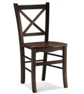 Dřevěná židle celodřevěná NELA, masiv buk - Z514
