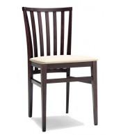 Jídelní židle VANDA čalouněná, masiv buk - Z516