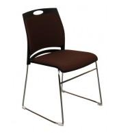 Plastová židle čalouněná JASON - Z613