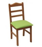Dřevěná židle BERTA, masiv buk - Z62