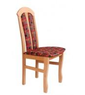 Jídelní židle TEREZA, masiv buk - Z66