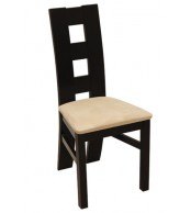 Dřevěná židle LIBUŠE, masiv buk - Z90