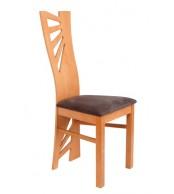 Dřevěná židle AMÁLIE, masiv buk - Z91