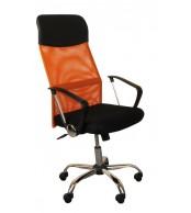 Kancelářská židle černá TABOO - ZK07