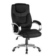 Kancelářská židle MORIS černá - ZK72