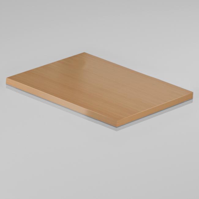 Deska na kontejnery Komfort, 70 cm dlouhá - BL70 11 1/2