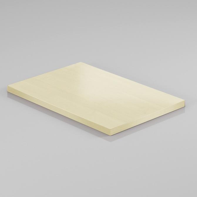 Deska na kontejnery Komfort, 70 cm dlouhá - BL70 12 1/2