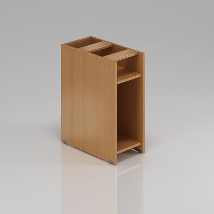 Kontejner na PC 30x57 Komfort 30x57x73,2 cm, pod stůl - K20 11