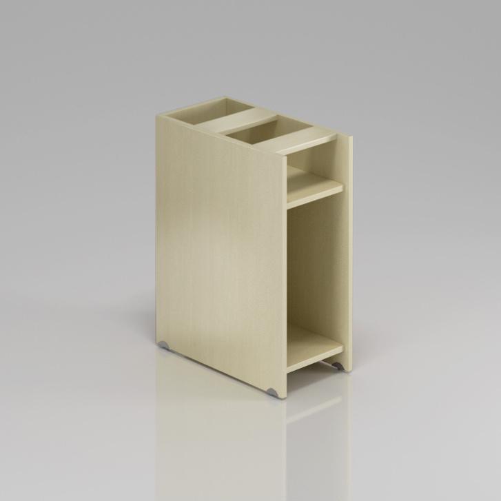 Kontejner na PC 30x57 Komfort 30x57x73,2 cm, pod stůl - K20 12