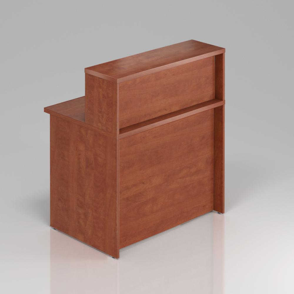 Recepční pult s nástavbou Komfort, 80x70x111 cm - NLKA08 03