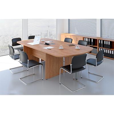 Sestava kancelářského nábytku Komfort 8 buk - R111008 11