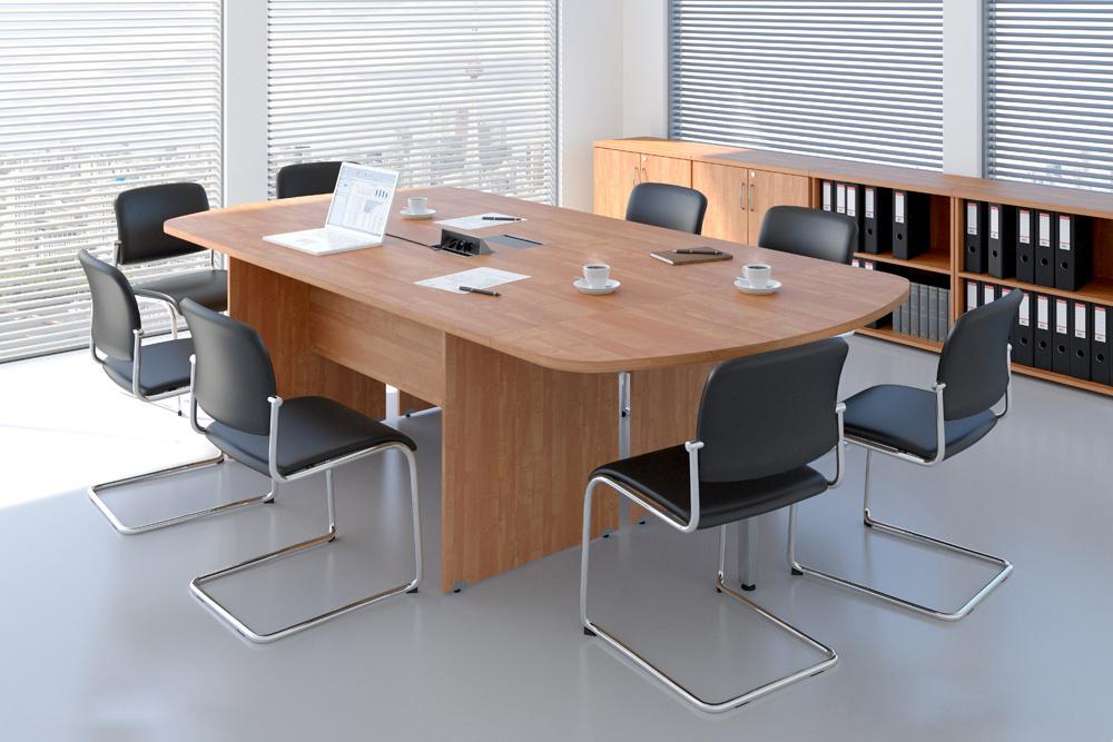 DN Sestava kancelářského nábytku Expres 8 calvados R111008 03