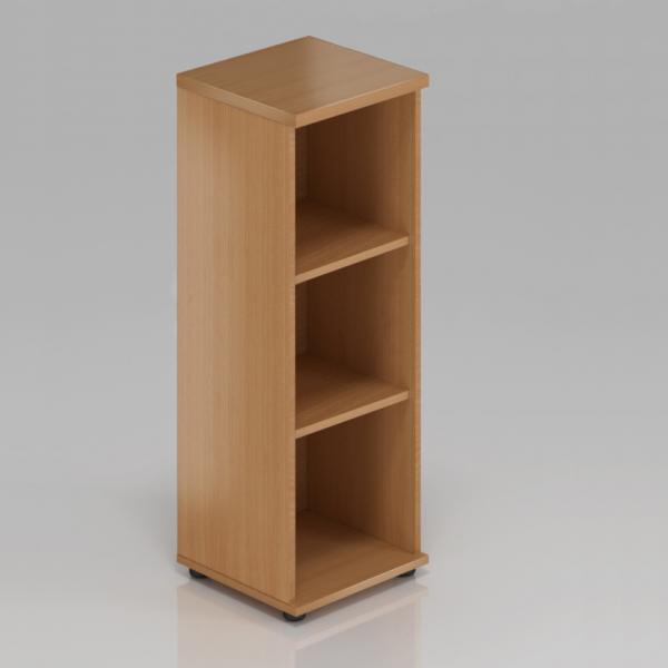 Kancelářský regál Komfort, 40x38,5x113 cm, bez dveří  - S340 11
