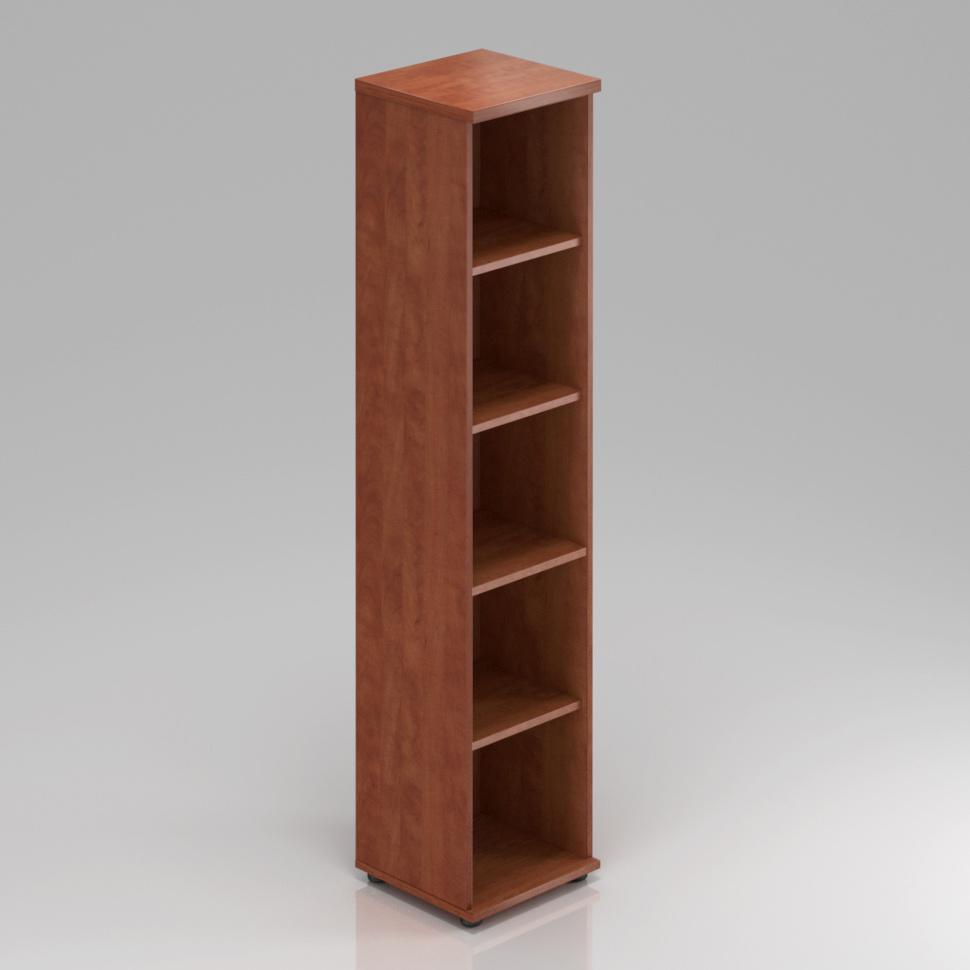 Kancelářský regál Komfort, 40x38,5x183,5 cm, bez dveří  - S540 03
