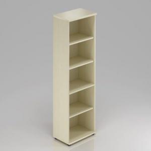 Kancelářský regál Komfort, 40x38,5x183,5 cm, bez dveří  - S540 12