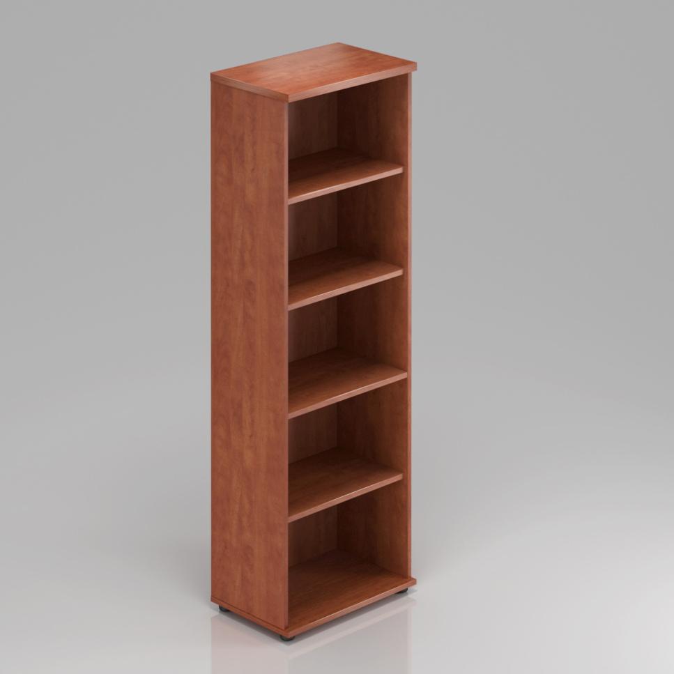 Kancelářská skříň Komfort, 60x38,5x183,5 cm, bez dveří  - S560 03