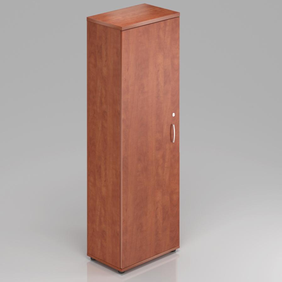 Kancelářská skříň Komfort, 60x38,5x183,5 cm, dveře 5/5  - S565 03