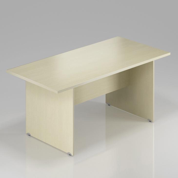 Konferenční stůl Komfort, dřevěná podnož, 140x70x76 cm - SKA24 12