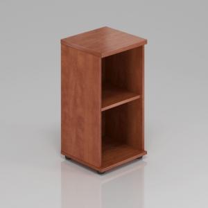 Kancelářská skříň nástavbová Komfort, 40x38,5x75 cm, bez dveří - SN240 03