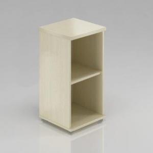 Kancelářská skříň nástavbová Komfort, 40x38,5x75 cm, bez dveří - SN240 12