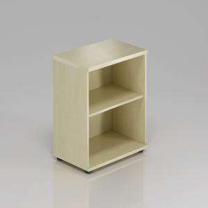 Kancelářská skříň nástavbová Komfort, 60x38,5x75 cm, bez dveří - SN260 12