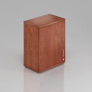Kancelářská skříň nástavbová Komfort, 60x38,5x75 cm, dveře 2/2 - SN262 03