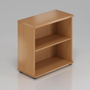 Kancelářská skříň nástavbová Komfort, 80x38,5x75 cm, bez dveří - SN280 11