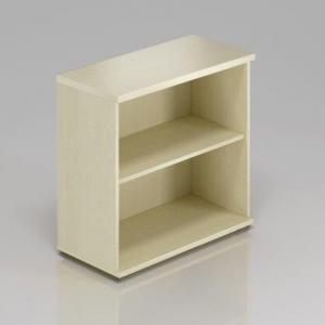 Kancelářská skříň nástavbová Komfort, 80x38,5x75 cm, bez dveří - SN280 12