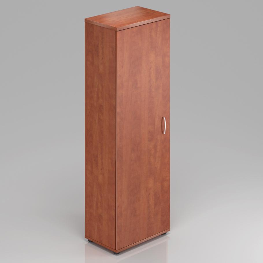 Kancelářská skříň šatní Komfort, 60x38,5x183,5 cm - SU565 03
