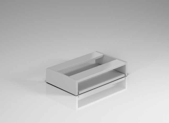 Deska pod stůl pro klávesnici - BW03 14