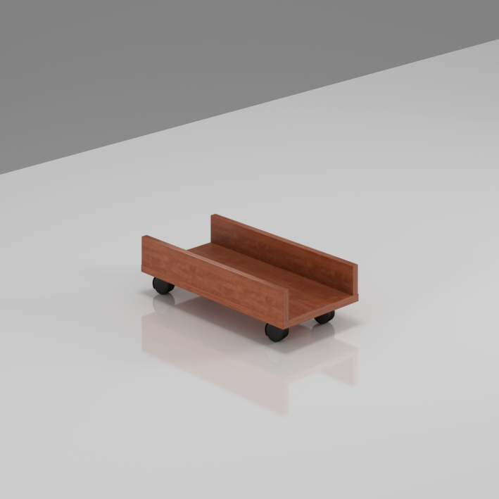 Podstavec pod PC skříň Komfort, 50x25x14,3 cm - KPC01 03