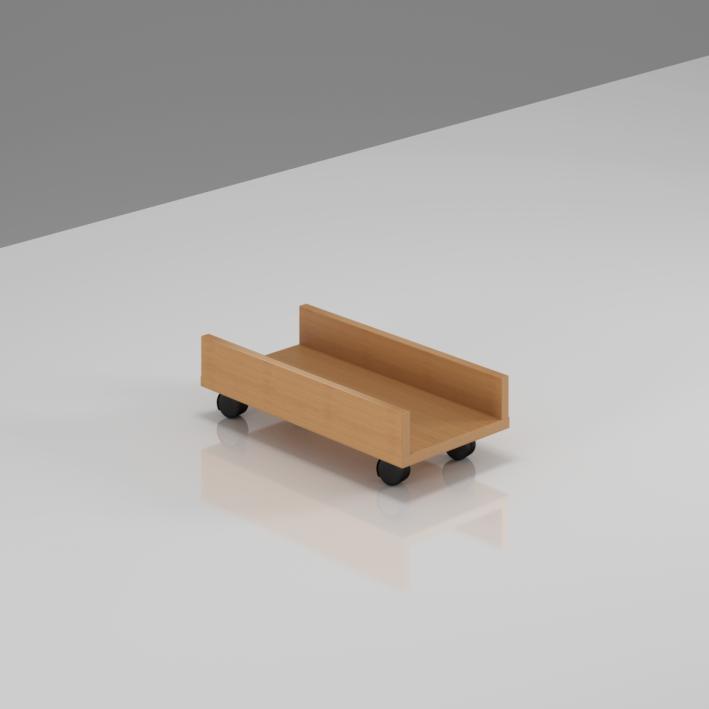 Podstavec pod PC skříň Komfort, 50x25x14,3 cm - KPC01 11