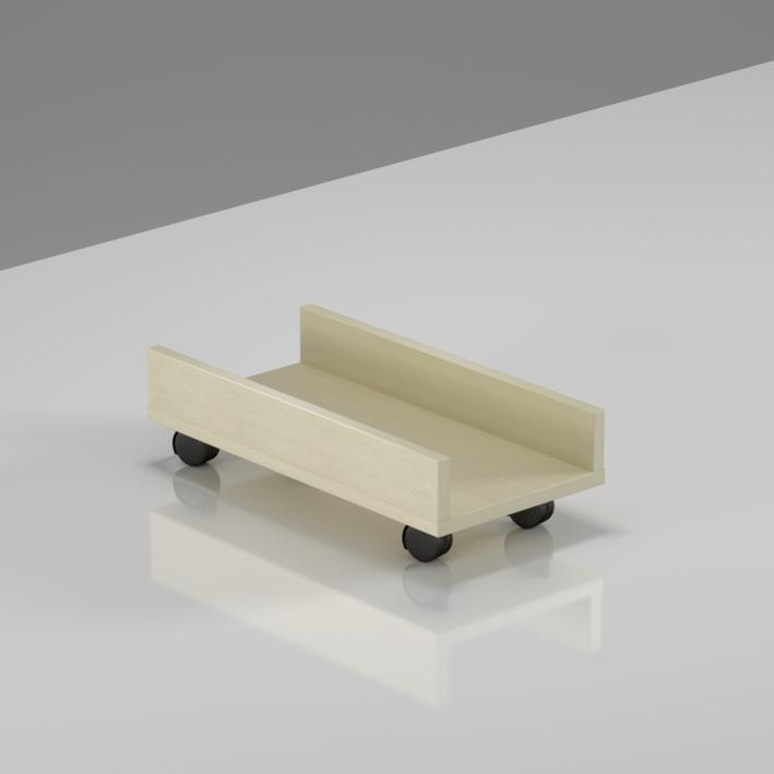 Podstavec pod PC skříň Komfort, 50x25x14,3 cm - KPC01 12