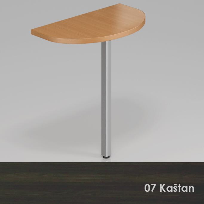 Přístavný stůl Komfort 70x40 cm - PR70 07