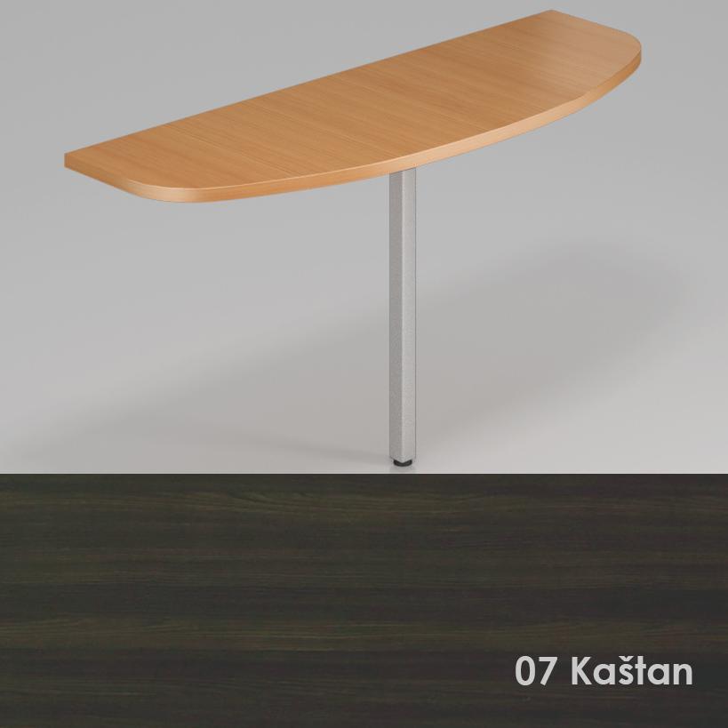 Přístavný stůl Komfort 141,8x50 cm - PR718 07