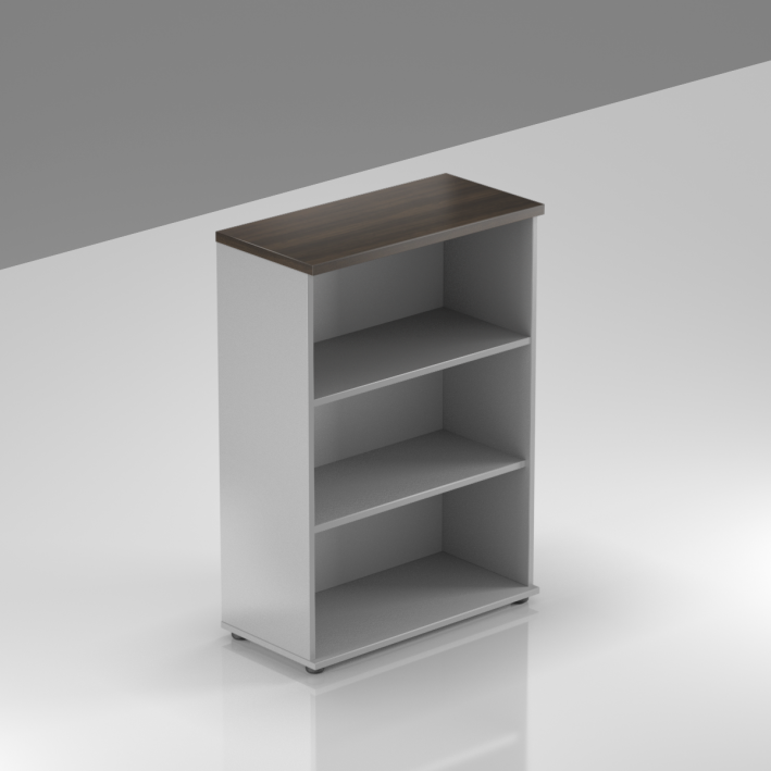 Kancelářský regál Komfort, 80x38,5x113 cm, bez dveří  - S380 07